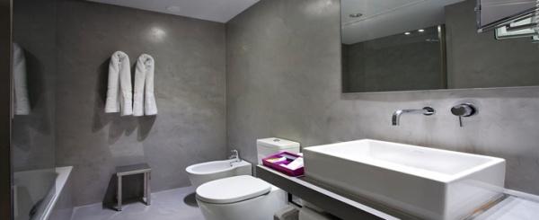 Microcemento easyfloor mart n arrabal materiales de for Microcemento paredes cocina