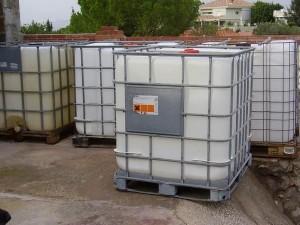 deposito de agua 1000l mart n arrabal materiales de